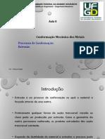 CMM - 8 - Extrusão.pdf