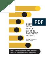 Eclipse Total de Sol 2020_Documento didáctico (Parte 1 y Parte 2)