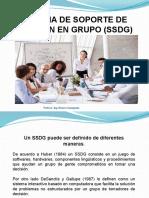 5.- Sistema de Soporte a las decisiónes en grupo (GDSS)