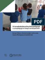 IV Jornada de Educación y Psicopedagogía