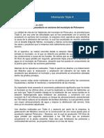 Comunicado - Respuesta Sobre Servicio de Acueducto en Polonuevo