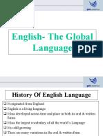 English Global Language