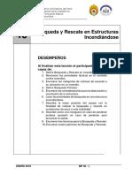 Tema 40 .- Busqueda y Rescate en Estructuras Incendiandose (MP)