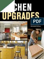 - Kitchen Upgrades