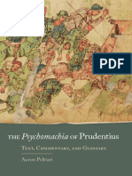 The Psychomachia of Prudentius_ - Prudentius