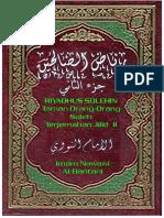 Imam Nawawi - Riyadus Shalihin [Jilid 2] + matan.pdf
