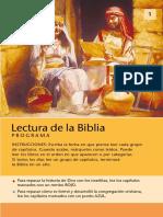 Lectura de la Biblia ( Programa ).pdf