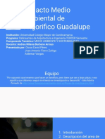 Frigorifico Guadalupe