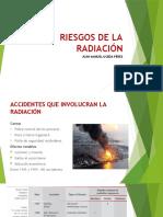 RIESGOS DE LA RADIACIÓN