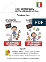 french_curriculum