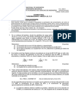 Examen Final Turbomaquinas I 2020-1