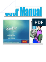 Speednet3.1userManual[1]