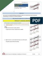 FICHE B1 - Extension de plancher en consoles (NOV 2013)