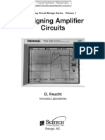 Designing Amplifier Circuits, Volume 1 - Analog Circuit Design Series ( PDFDrive ).pdf