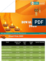 Diwali Stock Picks 2020_IDBICAPITAL