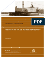the Law of the Sea and Mediterranean Security