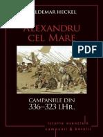 Heckel, Waldemar - Campanii si batalii 03. Alexandru cel Mare. Campaniile din 336–323 i.Hr. v 5.0