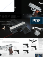 SIG SAUER  2011 Catalog
