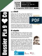 Dossier Pla 9 - Codi 76