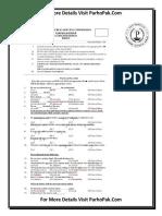 Download-FPSC-Patrol-Officer-Past-Paper-ParhoPak-