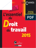 Dominique Grandguillot - L'essentiel du droit du travail 2015-GUALINO EDITIONS (2015).pdf
