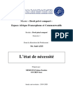 pénal_L'état de nécessité_19-20