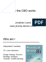 How Cbo Works