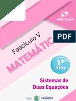 Fascículo_5_ 1º_Ano_Matemática_[Sistemas de Duas Equações] (1).pdf