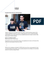 17-02-11 - Paralizarán hoy clases en la UPR
