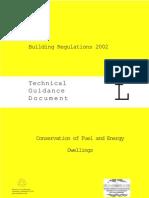 Building Regulations 2002 TGD Part L