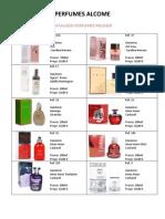 Catalogo Perfumes Mulher_Acualizado Outubro