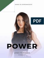 POWER #FeelThePower