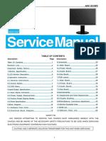 AOC+2219P2+LCD+Monitor+Service+Manual