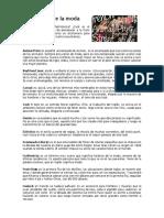EXTRANJERISMOS UTILIZADOS EN EL LENGUAJE DE LA MODA (1)