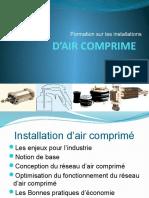 L'AIR COMPRIME-Ali BEN AOUIENE