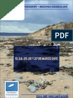 Iniciativas Oceánicas 2011 -  Guía del organizador