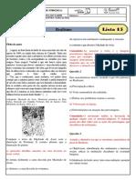 monitoria - lista 15 - gabarito