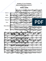 J. S. Bach Cantata BWV 35
