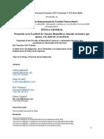 Extensión como función sustantiva de la Universidad_Gamarra,Velázquez