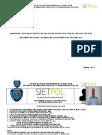 GUIA PARA RECOLECCION DE DATOS SIETPOL CPBEZ 2015