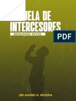 ESCUELA DE INTERCESORES SEGUNDO - MARIO RIVERA