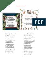 Poezii de Craciun Clasa Pregatitoare