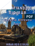 18 - Epopeia Acreana - Tomo I - 404 Pg