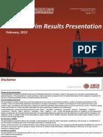 Brigth Oil China Corporate Presentation