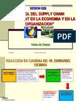 LEM SESION 02B EL ROL DE LOGISTICA EN LA ECONOMIA