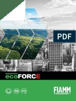 EcoFORCE Folder ITA
