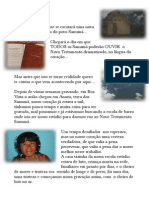 CARTA DE ORAÇÃO - GRACI MOTTA