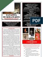 La Gazeta de Mora Claros nº 108 - 18022011