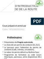 Cours Intro +Danger