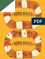 Rosca de Reyes Virtual. Maestro Rodolfo